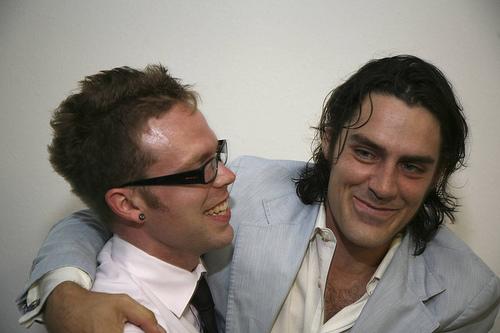 Matthew Wettergreen and Ned Dodington
