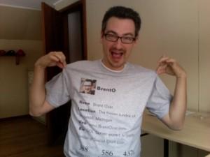 My Twitter Shirt