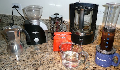 My Coffeemakers