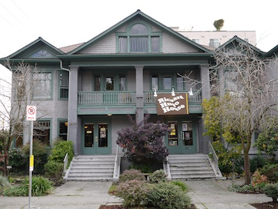 Richard Hugo House, Seattle