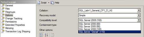 """SQL Server """"Denali"""""""