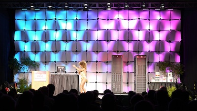 Tina Turner Onstage at #SQLPASS