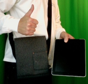 Booq Push iPad Case