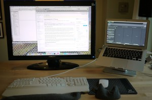 My Workspace 2011