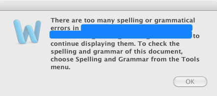 The spell checker just shot himself.