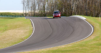 what s the cost of building a race track